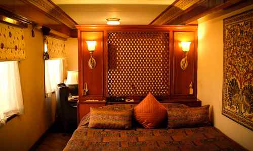 About Maharajas Express Luxury