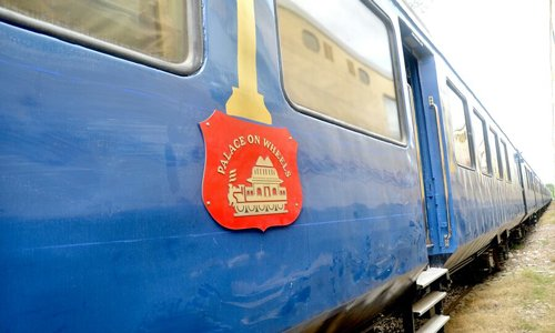 About Palace on Wheels Luxury Train