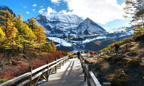 An Unforgettable trip to Tibet