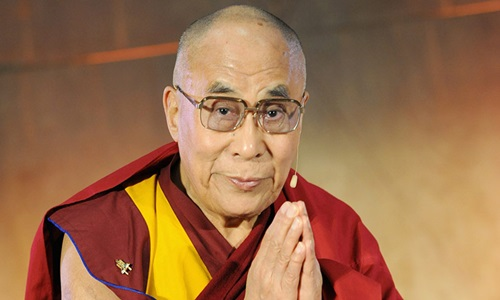 Dalai Lama a spiritual leader and Dharamshala
