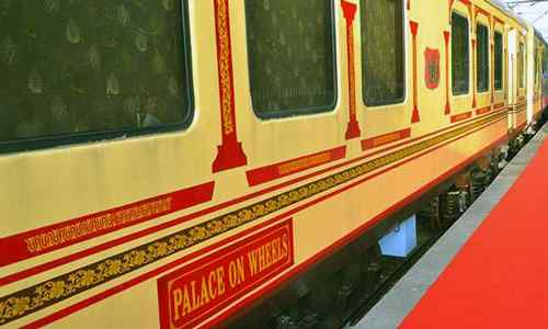 Heritage Palace on Wheels first voyage