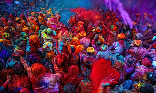 Holi Festival Tours