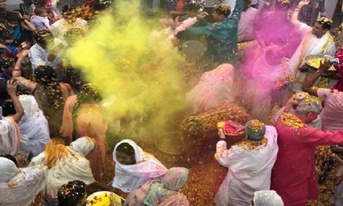 Holi the colourful festival