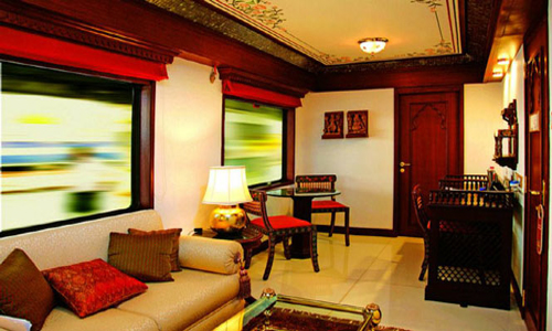 Luxury special offer- The Maharaja Express