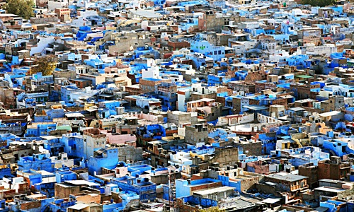 Rajasthan the City of Colours