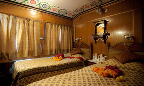 Royal Rajasthan on Wheels India