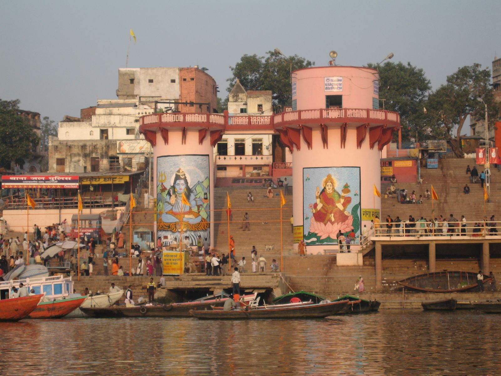 GANGES TOUR