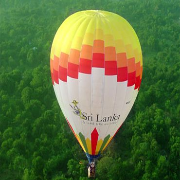 Land of the Arhants - Sri Lanka