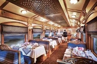 JEWELS OF THE DECCAN - Deccan Odyssey Train