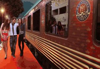 Maharajas Express - Indian Panorama